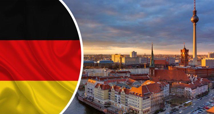 Vị trí xếp hạng GDPcủa Đức