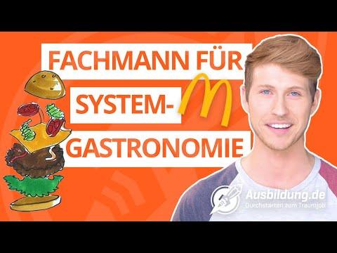 Du học Đức ngành phục vụ và quản lý chuỗi thức ăn nhanh